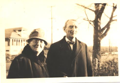 Mary and her Husband John Vinton Allen