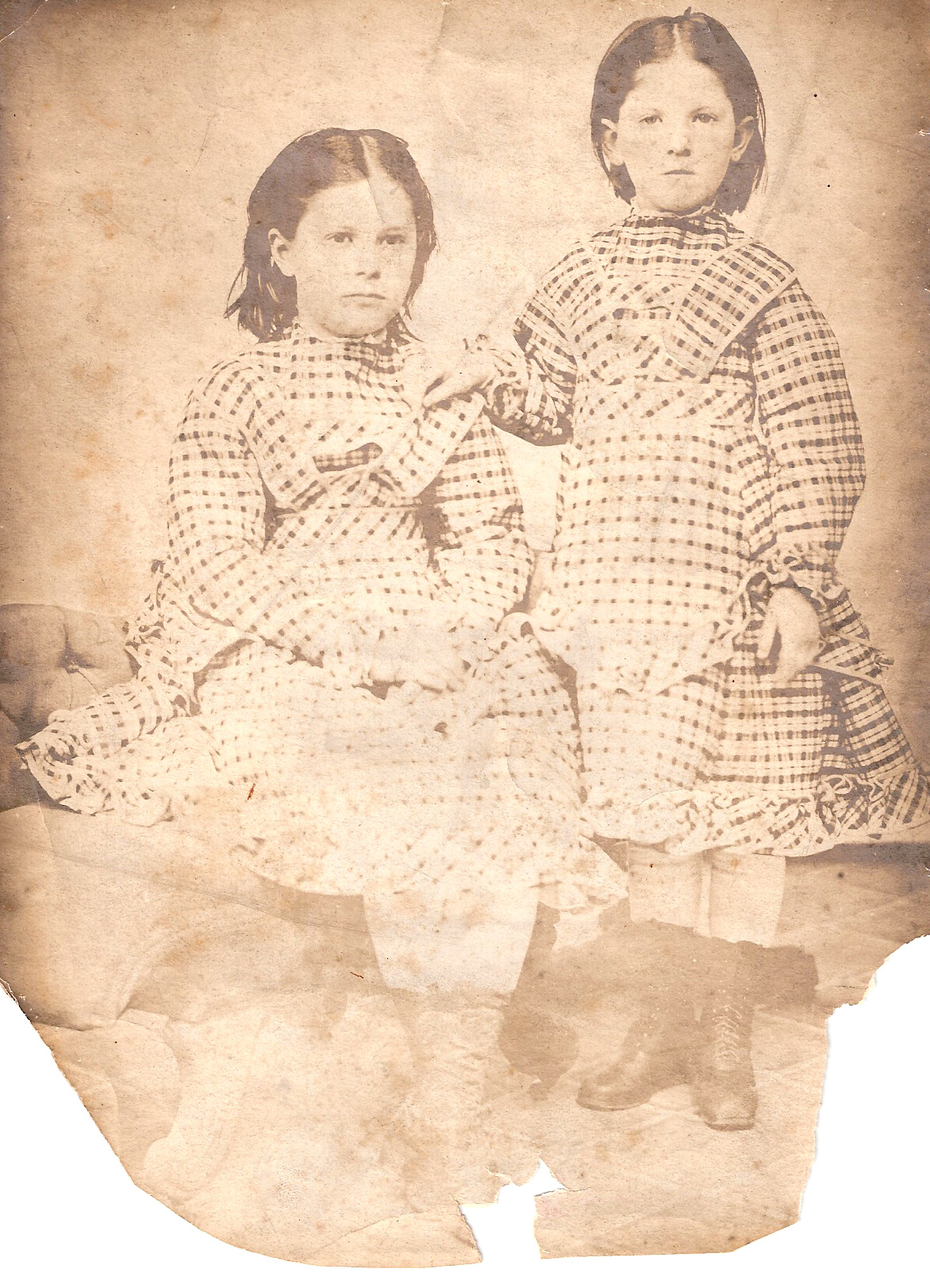 Page, Mary and Alice 1872 photoshopped