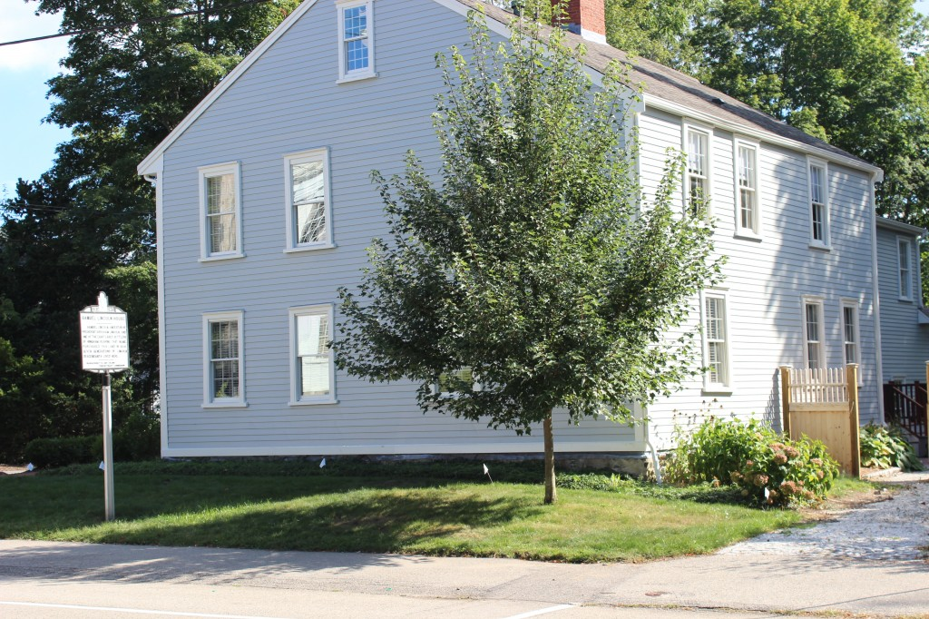 Samuel LIncoln House