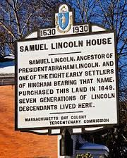Samuel Lincoln House Sign