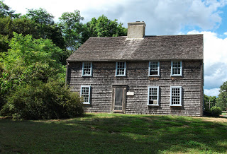 JOhn Alden Home