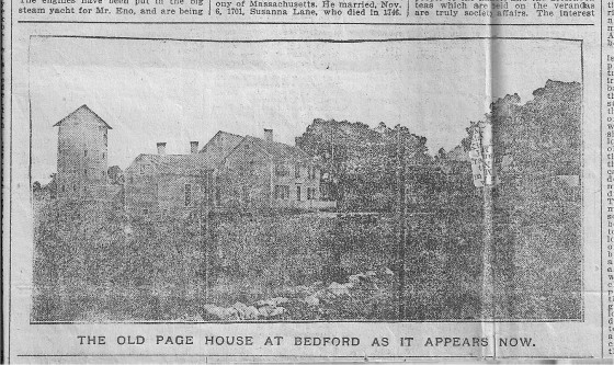 Sunday Herald 1901 Bedford Home photo 001