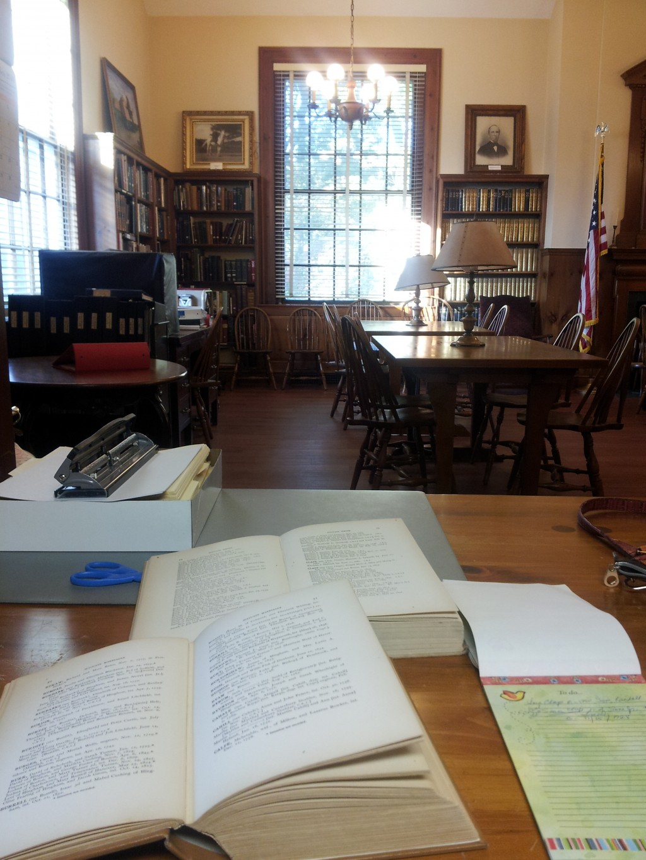 Dyer Memorial Library